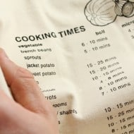 Apron Cooking Guide Detail