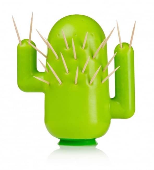 Cactooph toothpick holder noveltystreet - Novelty toothpicks ...