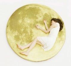 Dream on the moon tonight.