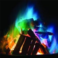 Mystical Fire Bonfire Campfire
