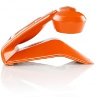 Sagemcom Sixty Cordless Telephone Orange Side