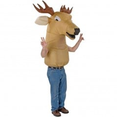 Oh deer what a costume!