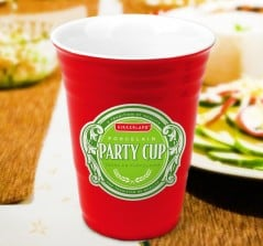 The everlasting red party cup.