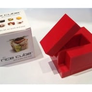 Rice Cube Box Novelty Item