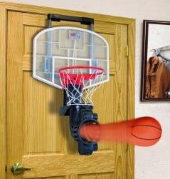 Play hoop in your bedroom.