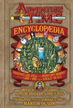 Attention! Adventure Time fans… Get this encyclopedia!