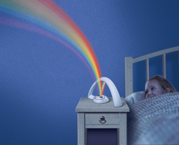 Find out what's really on the other end of the rainbow.