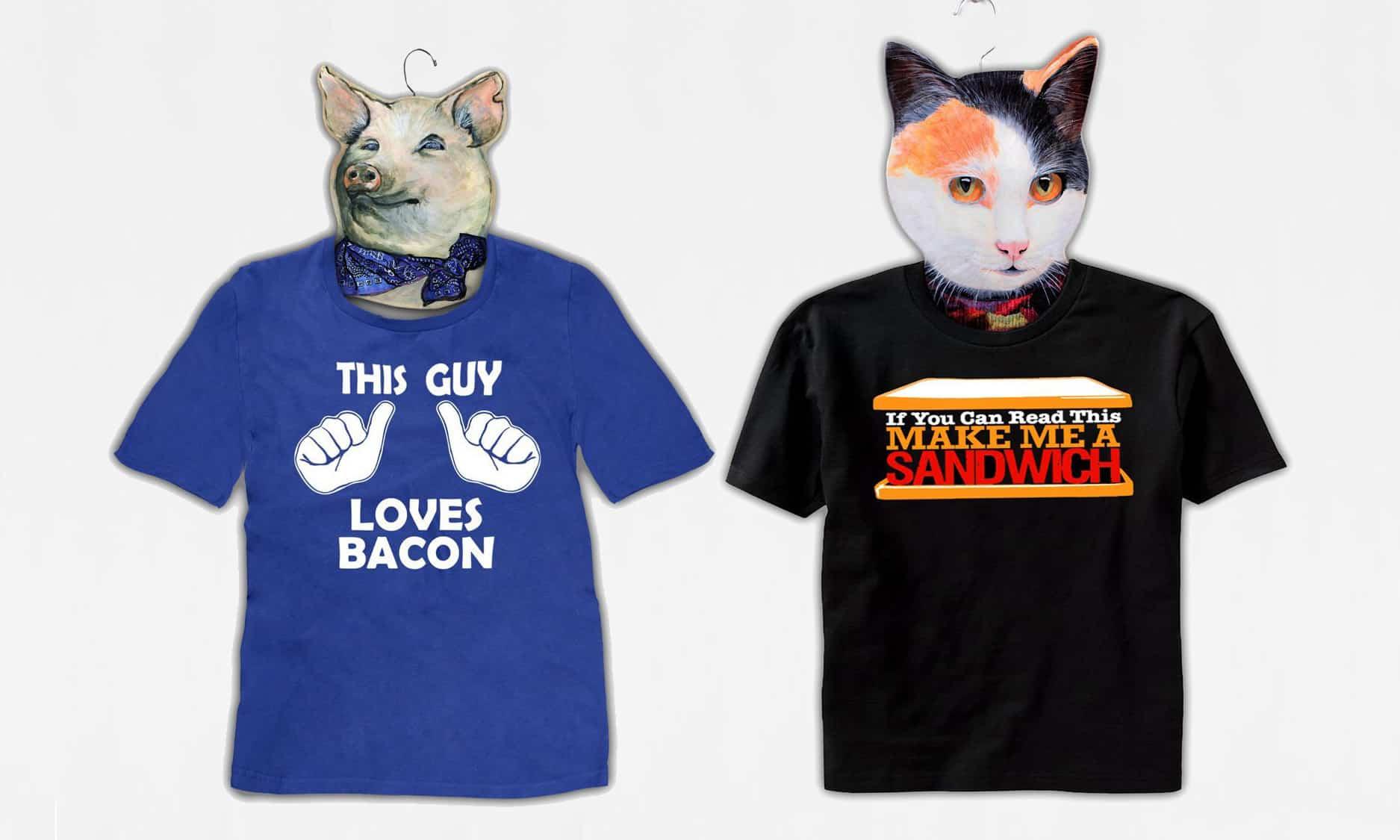Cat in Human Clothes And Cat in Human Clothes