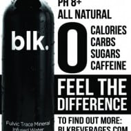 Blk Spring Water Enriched with Fulvic Acid Zero Sugar Drink