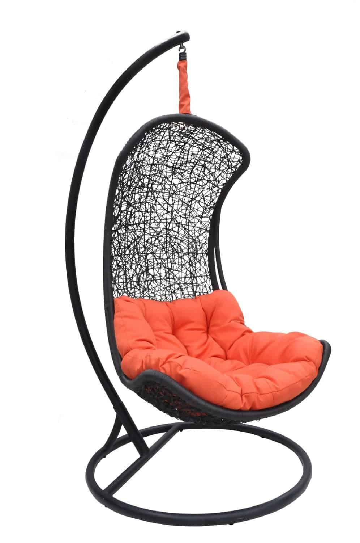 Clove Balance Curve Porch Swing Chair