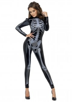 Proudly wear the skeleton in your closet.
