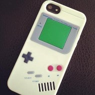 Nintendo Game Boy iPhone Case by Rocketcases Creative Phone Protection