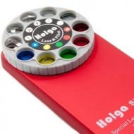 Holga iPhone Filter Lens Case Red Gift Idea
