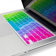 Kuzy Rainbow Silicone Skin Keyboard Cover for MacBook Unique Gift Idea