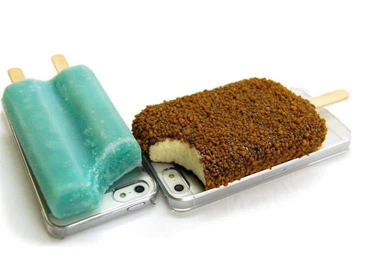 ultime tigre 81 onitsuka - icePhone Popsicle Case by Iceman Fukutome - NoveltyStreet