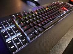 One keyboard, 16.8 million color per-key backlighting possibilities.