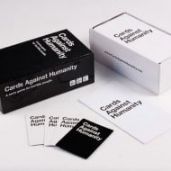 Cards Against Humanity Black and White Game