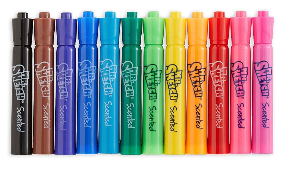 Newell Rubbermaid Mr Sketch Scented Markers Noveltystreet