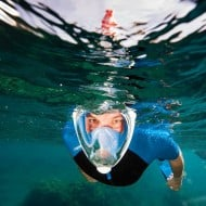 Tribord Easybreath Snorkeling Mask Cool Dive Gear to Buy