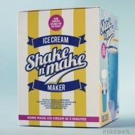 Mustard Shake N Make Ice Cream Maker Gift for People with Sweet Tooth