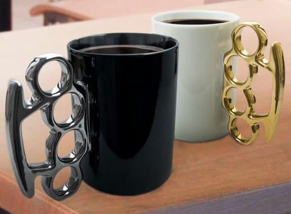 Drink your coffee with a serious punch!