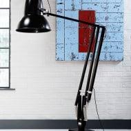 Anglepoise Giant 1227 Floor Lamp Black Big Lighting