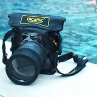 Dicapac WP-S10 Waterproof Case  Camera Accessory