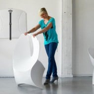 Flux Chair Modern Minimalist Furniture
