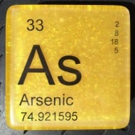 Just Bubbly It is Elementary Periodic Table Soap Arsenic