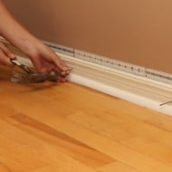 Measure It Adhesive Measuring Tape for Studs