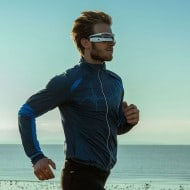 Recon Jet Smart Eyewear Athletic Sunglasses