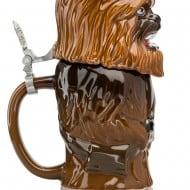 Star Wars Chewbacca Stein Boyfriend Gift Idea