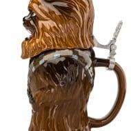 Star Wars Chewbacca Stein Cute Geek Gift