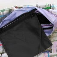 Steelplant Cash in Ziplock Pillowcase Secret Stash