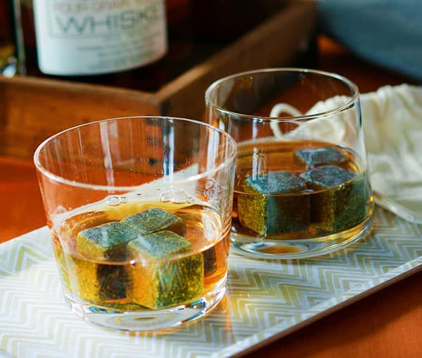Chill your whiskey without diluting it.