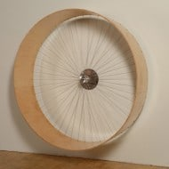 The cats wall wheel Vintage Design
