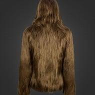 We Love Fine I Am Furry Chewbacca Hoodie Hairy Fashion