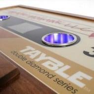 214 Graffiti Classic Cassette Tape Coffee Table Designer Detail