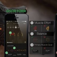 Athos Biotmetric Sports Wear Sync with iPhone
