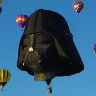 Darth Vader Balloon Funny Thing to See