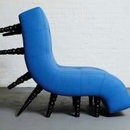 Duffy London Milli Chair Expensive Designer Furniture