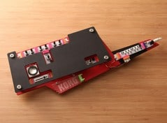Build your own little electric keytar!