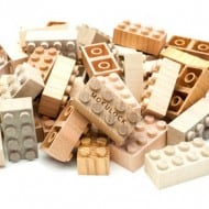 Mokulock Wooden Building Blocks Unique Gift Idea
