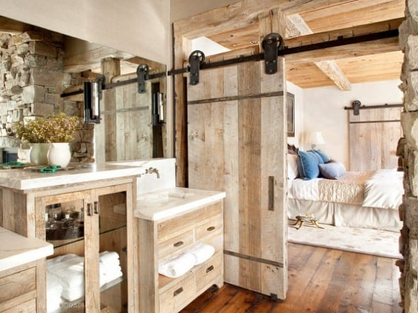 Now you can leave the barn door open.
