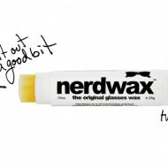 Nerdwax Original Glasses Wax Ingenious Product to Buy
