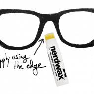 Nerdwax Original Glasses Wax Keep from Falling