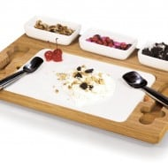 Parlor Ice Cream Mixing Set Make your Own Dessert