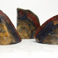 Rock Hound Soap Tigers Eye Crystal Soap