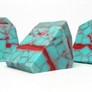 Rock Hound Soap Torquise Rock Crystal Soap