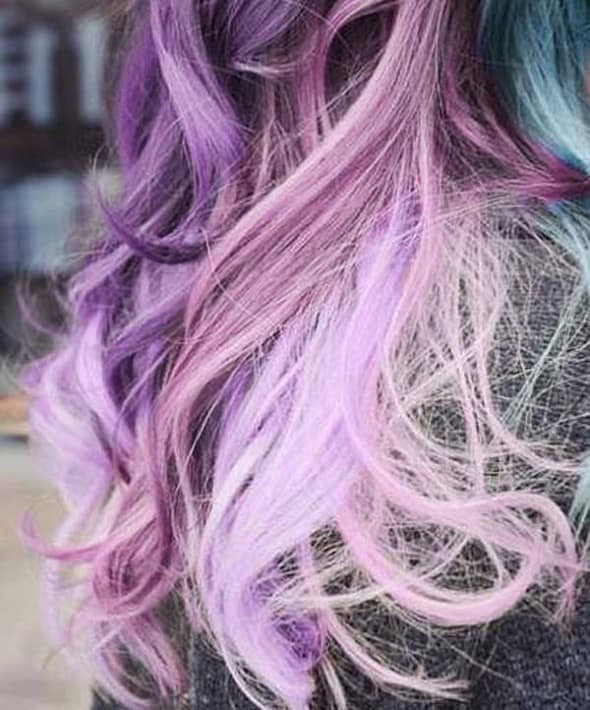Color your hair without the commitment.